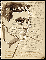 [Various notes/sketches on Picasso? 20]