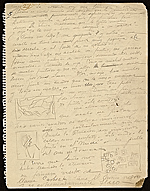 [Various notes/sketches on Picasso? 24]