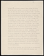 Clyfford E. Still letter to Clement Greenberg