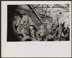 [A sketch for William Gropper's Automobile Industry mural ]