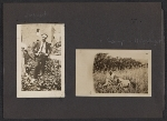 [Lena Gurr photograph album pages page 6]