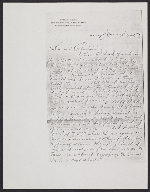 John Haberle letter to Sarah (