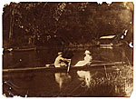 Philip Leslie Hale rowing