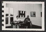 [Nathan Halper and Samuel Kootz at the Kootz Gallery in Provincetown, Massachusetts ]