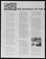 [School of the Art Institute of Chicago newsletter, volume one, issue 2 inside 2]