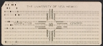 [Punched cards for computer art by Frederick Hammersley 2]