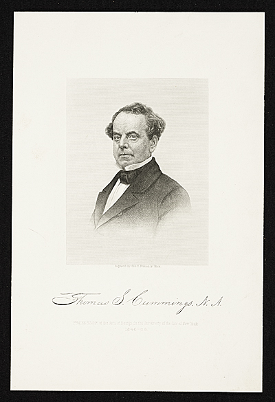 Thomas S. Cummings, N. A.