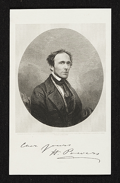 [Portrait of Hiram Powers]