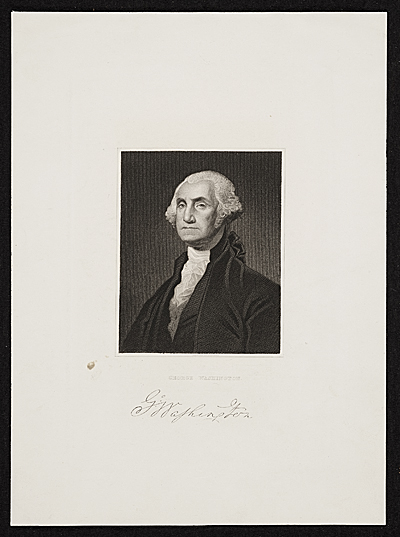 [George Washington]