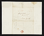 [Anson Dickinson, Albany, N.Y. letter to Asher Brown Durand, New York, N.Y. 1]
