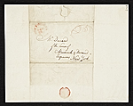 [William Dunlap, Norfolk, Va. letter to Asher Brown Durand, New York, N.Y. 1]