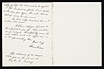 [Thomas Eakins, New York, N.Y. letter to Charles Henry Hart, New York, N.Y. 1]