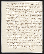 [G. (George) Cooke, Raleigh, N.C. letter to John Trumbull, New York, N.Y. 1]