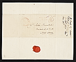[G. (George) Cooke, Raleigh, N.C. letter to John Trumbull, New York, N.Y. 2]