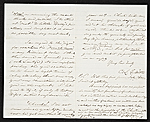 [Charles Loring Elliott, Hoboken, N.J. letter to unidentified recipient 1]