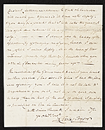 [Charles Fraser, Charleston, S.C. letter to unidentified recipient 1]