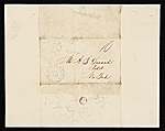 [George Flagg, New Haven, Conn. letter to Asher Brown Durand, New York, N.Y. 1]