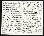 [Unidentified sender, London, England letter to unidentified recipient 1]