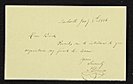 [John C. Grimes, Nashville, Tenn. letter to unidentified recipient ]