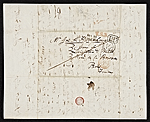 [Joel Tanner Hart, Florence, Italy letter to Joshua Humphreys, Paris, France 3]