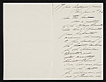 Thomas Alexander Harrison, Paris, France letter to Charles Henry Hart