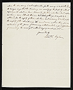 [Charles Cromwell Ingham, New York, N.Y. letter to Asher Brown Durand 2]