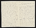 George Cochran Lambdin, Germantown, Pa. letter to Charles Henry Hart