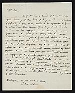 Edward Miles, Philadelphia, Pa. letter to unidentified recipient