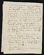 [Rembrandt Peale, Philadelphia, Pa. letter to Charles Willson Peale, New York, N.Y. 1]