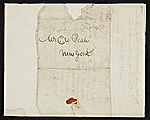 [Rembrandt Peale, Philadelphia, Pa. letter to Charles Willson Peale, New York, N.Y. 3]