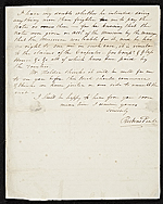 [Rubens Peale, New York, N.Y. letter to Charles F. (Charles Frederick) Mayer, Baltimore, Md. 2]