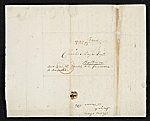 [Rubens Peale, New York, N.Y. letter to Charles F. (Charles Frederick) Mayer, Baltimore, Md. 3]