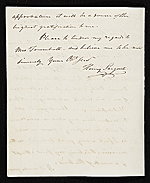 [Henry Sargent, Boston, Mass. letter to John Trumbull, New York, N.Y. 1]