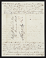 [Joshua Shaw, Philadelphia, Pa. letter to Asher Brown Durand, New York, N.Y. 3]