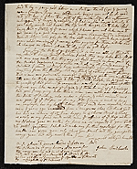 [John Smibert, Boston, Mass. letter to unidentified recipient 1]