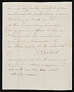 [John Rubens Smith, New York, N.Y. letter to Asher Brown Durand 1]