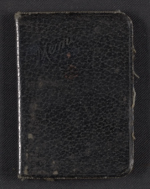 Palmer Haydens address book