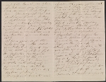 [Frederic Edwin Church letter to Martin Johnson Heade 1]