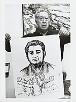 David Alfaro Siqueiros with Heroic Voice