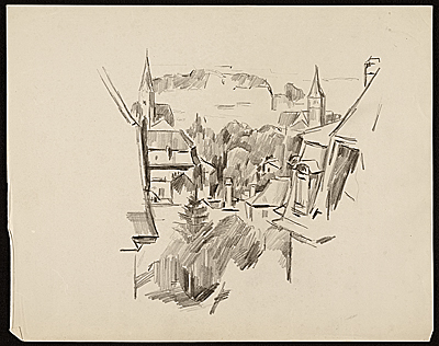 [Sketch of a town]