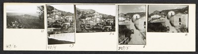 [Views of Taxco and the Mexican countryside]