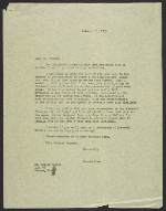 [Howard Wise letter to unidentified recipient, Venice, Italy 1]