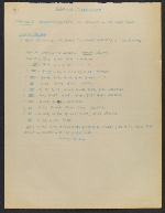 [Inventory list of looted art from the Göring Collection found at Berchtesgaden page 11]