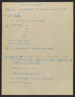 [Inventory list of looted art from the Göring Collection found at Berchtesgaden page 13]