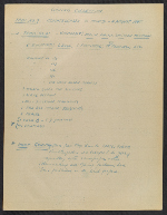 [Inventory list of looted art from the Göring Collection found at Berchtesgaden page 16]