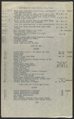 [Harry V. Anderson inventory and receipt for Hermann Göring art collection submitted to Commanding General, 101st Airborne Division page 6]