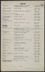 [Inventory of Hermann Göring art collection at Unterstein, Germany page 29]