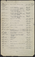 [Inventory of Hermann Göring art collection at Unterstein, Germany page 39]