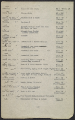[Inventory of Hermann Göring art collection at Unterstein, Germany page 40]