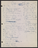 [Robert Richman draft telegram and list of notable Americans in the arts and sciences for President-elect John F. Kennedy page 2]